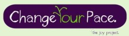 Change Your Pace 5k Logo